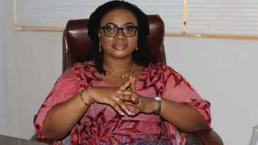 photo of Former EC Boss Charlotte Osei.