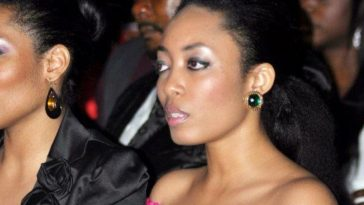Jerry Rawlings daughter, Yaa Asantewaa Rawlings