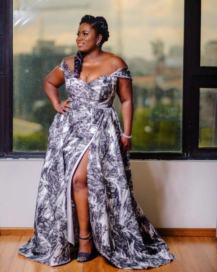 Lydia Forson, one of the 2018 AMVCA Winners