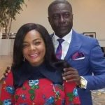 captain smart new wife Akosua Dwamena