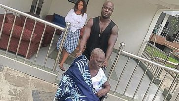 stephen appiah's mother dead